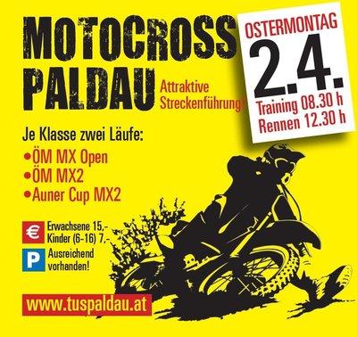 Plakat MX Paldau 2018